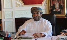 A government minister of Oman