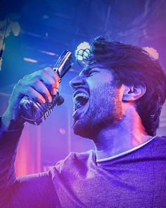 Vijay Devarakonda's recently released controversial song 'What the F' has been changed as 'What the Life'. The fans of Arjun Reddy star are very excited as the song 'What The Life', which is crooned by the actor Actor Picture, Actor Photo, R Madhavan, Telugu Hero, New Wallpaper Hd, Love Couple Photo, South Hero, Black Background Photography, Vijay Actor