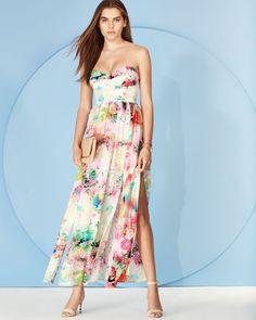 Amanda Uprichard Dress - Gisele Maxi   Bloomingdales's