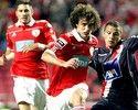 """""""Gostaria muito de jogar com CR7"""", diz David Luiz sobre interesse do PSG"""