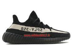 online store 78750 77f1f Adidas Yeezy Boost 350 V2 - Chaussure de Originals Pas Cher Pour  Homme Femme Noir