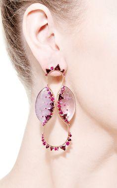 Earrings by Fernando Jorge
