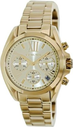 Uhr Michael Kors Bradshaw Mini Mk5798 Damen Gold