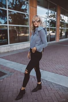 Must Have Tops Cara Loren, European Fashion, Feminine Style, Gingham, Must Haves, Autumn Fashion, Girly, Hipster, Sporty