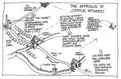 Archive 2000_ Castle Howard Approach