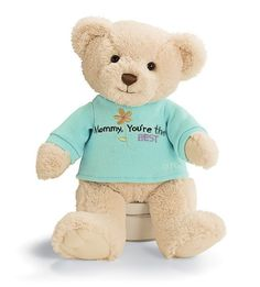 Just for Her Mommy T-Shirt Teddy Bear by Gund®