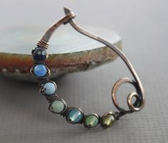 Hey, I found this really awesome Etsy listing at https://www.etsy.com/uk/listing/203120508/arch-scarf-pin-or-shawl-pin-with-ombre