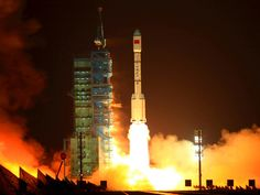 "#China""s out of #control #space station could strike anywhere on Earth..."