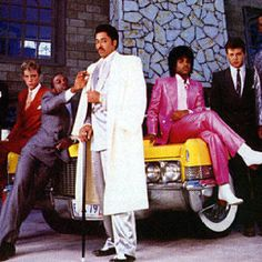 Morris Day and The Time......80's music....great memories