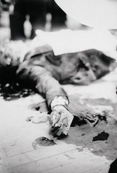 """On April, 15, 1931, Joe """"The Boss"""" Masseria was gunned down in the Nuovo Volla Tammaro Italian restaurant in Coney Island. He was having lunch with his second-in-command, Lucky Luciano, when Luciano excused himself and went to the men's room. Suddenly, four gunman, led by Bugsy Siegel, burst into the restaurant and filled Masseria with lead. When the police arrived Luciano said he didn't see a thing, which was the truth, even though it was Luciano who set up the Masseria hit."""