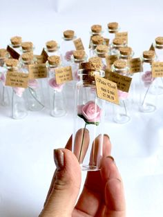 Excited to share this item from my shop: Wedding favors for guests Wedding favors Baptism favors Favors Elegant favors Luxury favors Engagement favors Rose favors - August 10 2019 at Wedding Souvenirs For Guests, Creative Wedding Favors, Inexpensive Wedding Favors, Gifts For Wedding Party, Party Gifts, Table Wedding, Elegant Wedding Favors, Unique Weddings, Diy Name Cards For Wedding