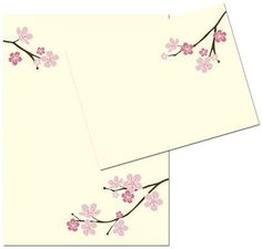 Great Papers! Blossom Branches Invitation Kit 50PK by Image Shop, http://www.amazon.com/dp/B007HOMHYO/ref=cm_sw_r_pi_dp_V7g8rb05MN6ZR