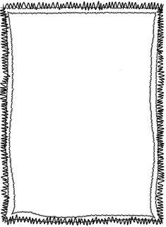 Teacher Feature: Kindergarten Spanish Explores Biblioburro – The Donkey Library Zen Doodle Patterns, Doodle Borders, Page Borders Design, Border Design, Doodle Frames, Doodle Art, Chalkboard Art Quotes, Sharpie Doodles, Borders And Frames