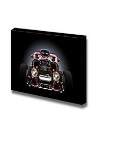 Canvas Prints Wall Art - Classic Car Hotrod with Gradiant... https://www.amazon.com/dp/B00UWS3Q8I/ref=cm_sw_r_pi_dp_U_x_HN5PAbX0B8QA7