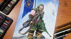 Dwarf Hunter, wow, world of warcraft