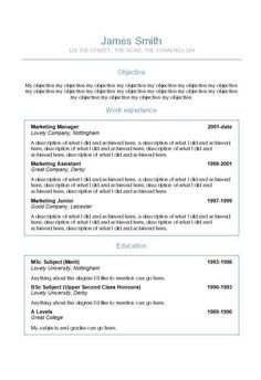resume builder totally free general cover letter template samples and writing intended for completely