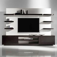 flat screen tv mount - living room