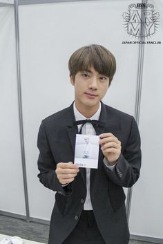 #BTS - Japan Official Fanclub  #JIN 🦊💕