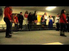 "Sara Bareilles, ""Brave"" - Acapella choir cover - YouTube"