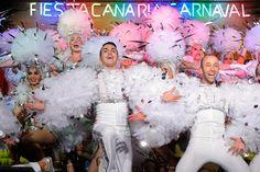 """Comparsa los Joroperos en Barbacoa Tacoronte """"Fiesta Canaria Carnaval"""""""