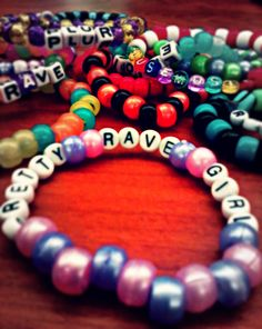Pretty rave girl :)