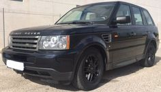 2006 Land Rover Range Rover Sport 2.7 TDV6 automatic 4×4