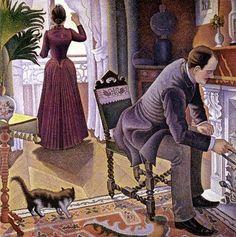 Paul Signac, Sunday. 1888-1890.