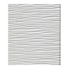 VINTERBRO Dør - 50x229 cm, hengsler med dørdemper - IKEA