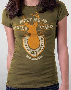 Farm Boy Co-op & Feed Co., LLC - Meet Deer Stand Jr Tee