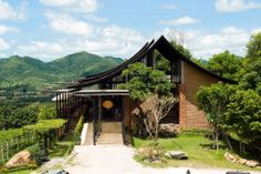 SALA Visitor Center | Soh Design Studio
