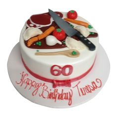 Cake For A Chef