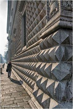 particolare: Palazzo dei diamanti. Ferrara italy www.brickscape.it #turismoesperienziale #brickscape #turismo