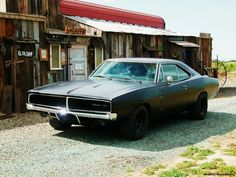 "1969 Dodge Charger ""The Life of a Whiskey Drinker"" is what this photo was captioned #dodgechargervintagecars"
