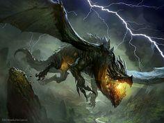 Thundermaw dragon