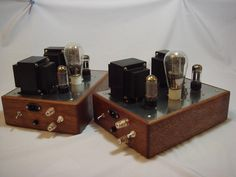 45/2A3 Single Ended Triode / Promitheus Audio