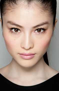 Fall Beauty Trend: Dewy Blush #pink #cheeks #beauty #blush
