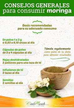 ✅ Cómo Tomar #Moringa De Forma Fácil y Efectiva  #remediosnaturales  #remedioscaseros  #nutricion #venezuela #mexico Herbal Remedies, Health Remedies, Natural Remedies, Keeping Healthy, Healthy Tips, Healthy Recipes, Moringa Benefits, Herbs For Health, Meal Plans To Lose Weight