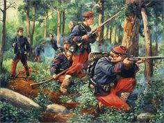 35th Indiana -1st irish Regiment