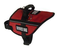 Amazon.com: Service Dog Harness Vest: Pet Supplies