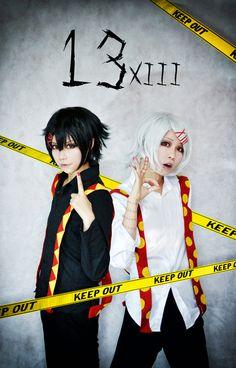 Anime Cosplay Makeup, Anime Cosplay Costumes, Epic Cosplay, Cosplay Outfits, Cosplay Ideas, Tokyo Ghoul Cosplay, Juuzou Suzuya, Anime Conventions, Anime People