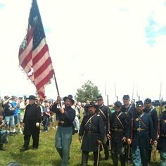 """From """"Gettysburg 150th: America the Beautiful """" story by Buffy Andrews on Storify — http://storify.com/buffyandrews/gettysburg-150th-america-the-beautiful"""