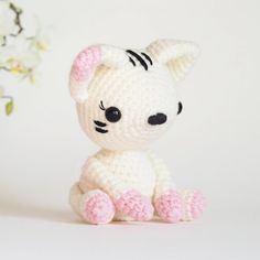 diy patron crochet maman chat chatte diymelimelo laboutiquedemelimelo