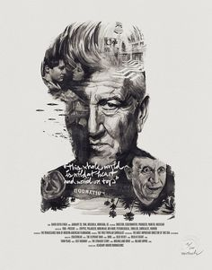Julian Rentzsch - Movie Director Portraits David Lynch