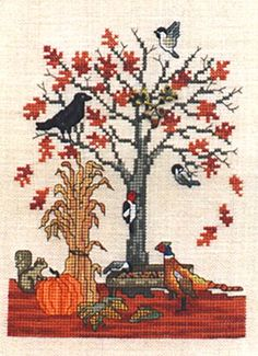 Home & Garden Arts,crafts & Sewing Bright The Birds On The Tree Needlework,diy Dmc 14ct Unprinted Cross Stitch,sets For Embroidery Kits Pattern Chinese Cross Stitching Soft And Light