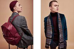 David Naman Autumn/Winter 2017 Men's Lookbook   FashionBeans.com