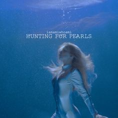 hunting for pearls ~ THE ISLAND