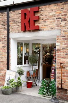 RE, in the far North of England, a favourite store of mine and worth the drive!