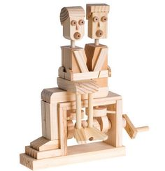 Timber Kits Kissing Couple Automation Kit | Hobbies Their heads turn to one another as they kiss. 4 cams create a loving couple (with a touch of humour).  Skill Level 7