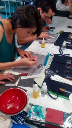 #ClasesdeJoyería de #Plata en #ITESM  Cónoce la nueva Técnica para crear Joyería de Plata con #ArtClay y la famosa #Plataenplastilina