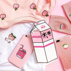 New Fruit Aesthetic Pink 37 Ideas Peach Aesthetic, Korean Aesthetic, Aesthetic Colors, Aesthetic Pastel Pink, Aesthetic Pics, Cute Pink, Pretty In Pink, Imagenes Color Pastel, Apeach Kakao
